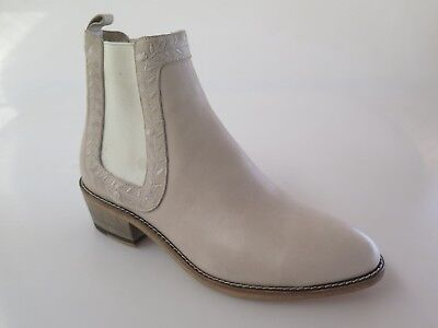 Mollini - new leather ankle boot size 37 #39