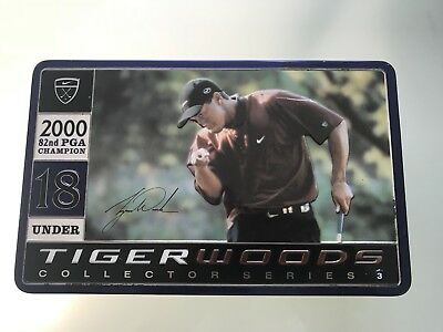 Tiger Woods Bälle Collection