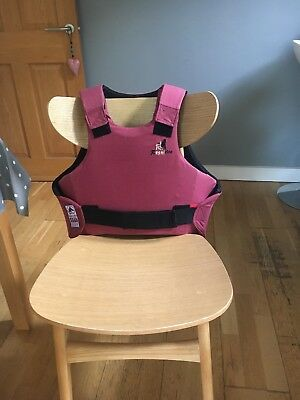 Horse riding Requisite Level3 Back and Shoulder Body Protector