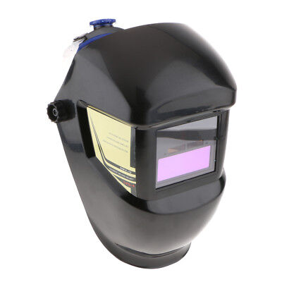 Pro Solar Auto Darkening Welding Helmet Grinding Welders Mask Eye Protection