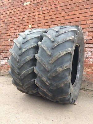 Michelin XM108 540/65 R28 Tractor Tyres