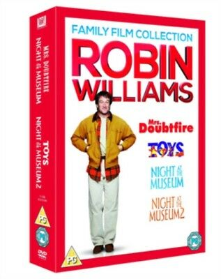 Robin Williams Collection DVD *NEW & SEALED*
