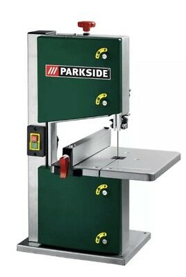 Parkside Bandsaw 350W   /// Pbs 350 A1 Made In Germany
