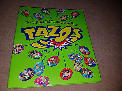 Tazo Tazos Large Collection - Star Wars, Looney Tunes, Simpsons, Space Jam