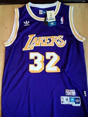 Magic Johnson Trikot