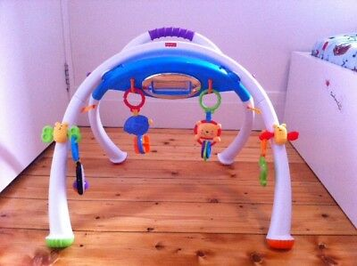 Fisher Price Baby Floor Mobile