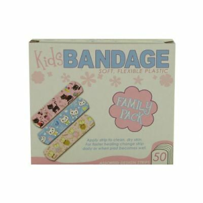 Bandages With Kid's Design