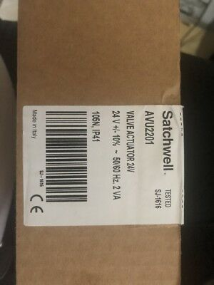 Satchwell Schneider Electric AVU2201 Valve autuator 24v new in the box