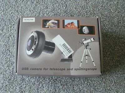 Electronic Digital 1.3MP USB   Camera Eyepeice For Telescope
