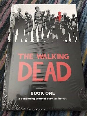 The Walking Dead Book 1: Bk. 1 by Kirkman, Robert | Hardcover Book | New Sealed