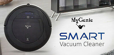 MyGenie Smart Vacuum Cleaner ZX1000 - Wet & Dry Mop - Virtual Wall - Remote