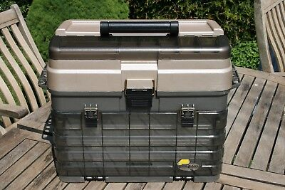 Large Plano tackle/lure box, Guide series.