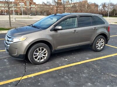 2013 Ford Edge SEL Ford Edge SEL Fully Loaded W/ Panoramic Roof - Only 60,500 miles - Rebuilt Title