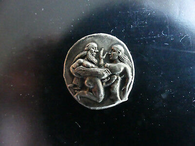 31	1109  62	INSELN DES THRACE - Thasos	Stater 550 - 463 BC	9,70 Gramm Silber