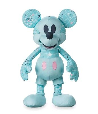MICKEY MOUSE LIMITED ED. DISNEY MEMORIES 5/12 SERIES may maggio PELUCHE TOPOLINO