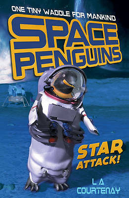 Star Attack! (Space Penguins), New Books