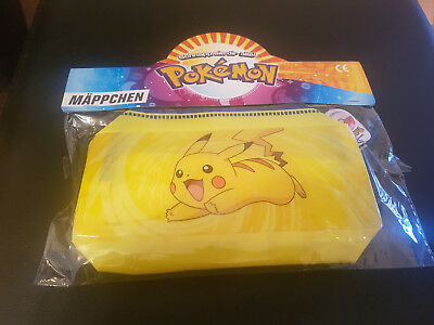 Pokemon Mäppchen Pikachu Edition