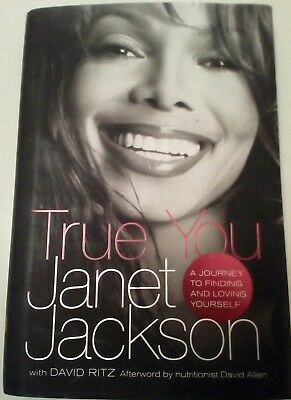 True You: A Journey to Finding and Loving Yourself von Janet Jackson 2011