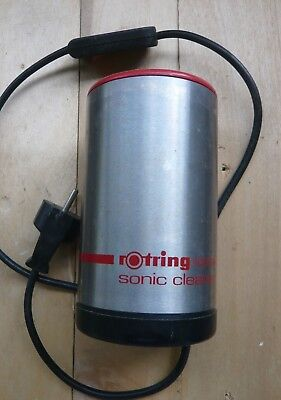 Rotring Ultraschallreiniger sonic cleaner