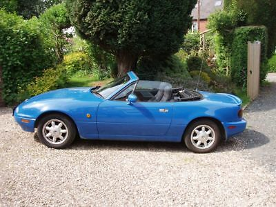 Supercharged Mazda MX5 Mk1 (Eunos)