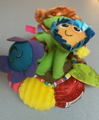 LAMAZE CHIME GARDEN Musical LightUp Singing Flowers Interactive Toy