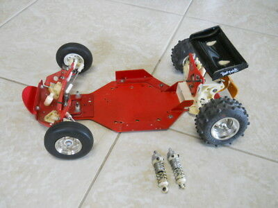 Vintage Rare Hot Trick Rc10 Buggy Associated Project