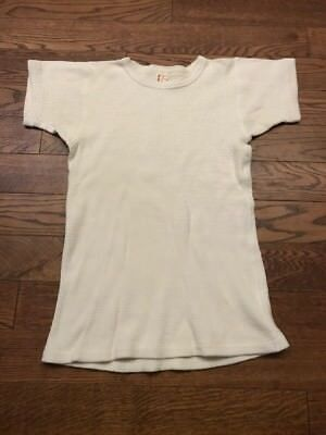 Vintage 60's Penny's Towncraft Short Sleeved Thermal - Small