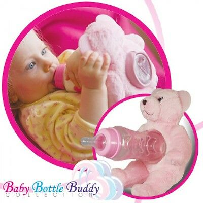 BABY BOTTLE BUDDY Collection Assorted Bottle Holders w/ Teether, Petit Creations