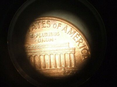 1999 Wide Am Lincoln Cent Mint Error Coin