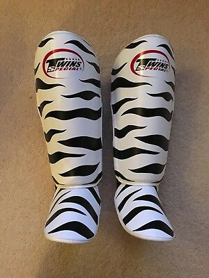 Twins Special Shin Guards. Size Small. Brand New.