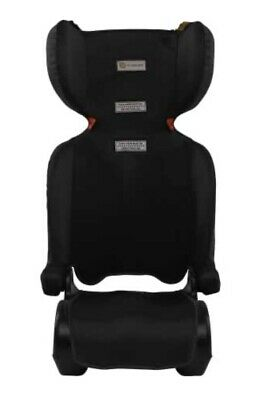 InfaSecure Traveller Booster Seat - Black Folding for easy storage/transport