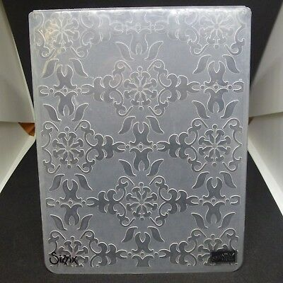 stampin up embossing folders