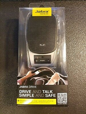 Jabra: Drive and Talk Simple and Safe, New unopened box