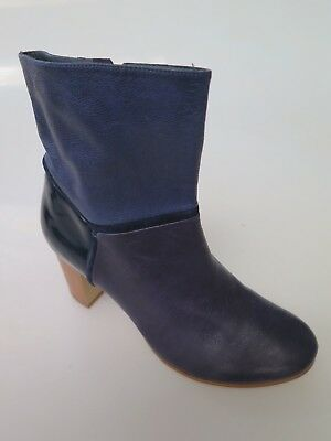 Django & Juliette - new leather ankle boot size 37 #142