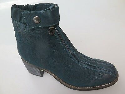 Django & Juliette - new leather ankle boot size 37 #144