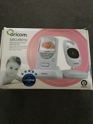 Oricom Secure 710 Video Baby Monitor