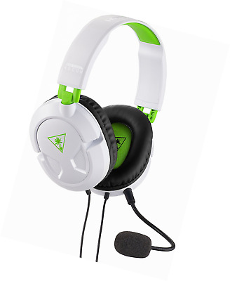 Turtle Beach - Recon 50X White Stereo Gaming Headset - PS4 - Xbox One