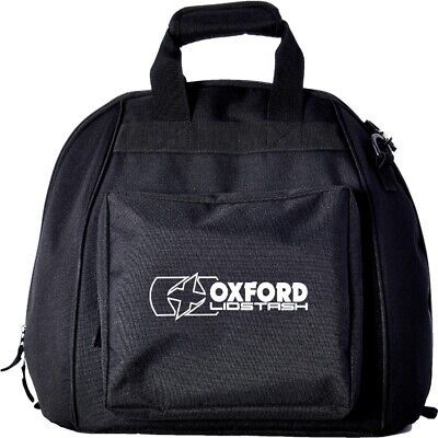 Oxford Lidstash Bag Motorbike Motorcycle Helmet Storage Bag with Carry Handles