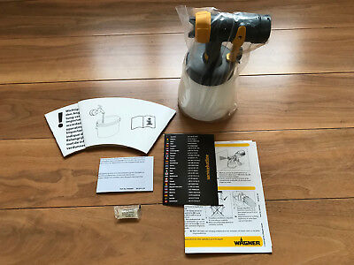 Wagner Detail Finish Nozzle Hvlp Paint Spray Gun Accessory– Rrp £35
