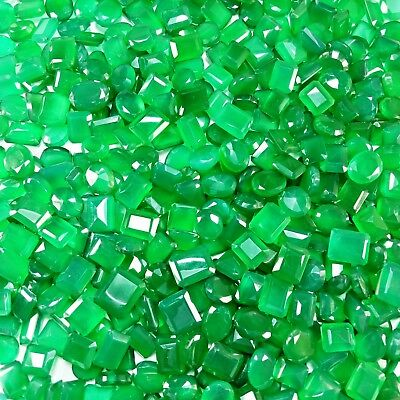 Green Onyx Natural AAA+ Best Premium Quality Excellent Wholesale Lot Gem Video