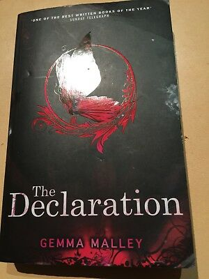 The Declaration by Gemma Malley (Paperback, 2012)