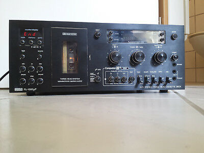 Eumig FL-1000µP Hifi Stereo Tapedeck