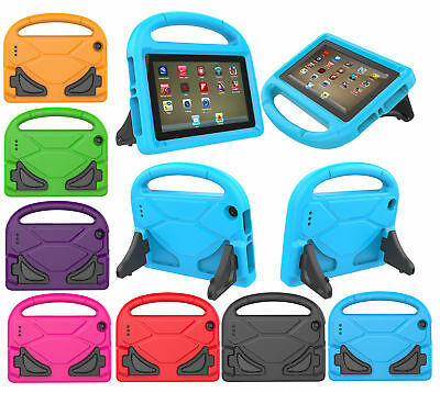 Kids Safe Handle Shockproof Foam Stand Case Cover For Amazon Kindle Fire 7