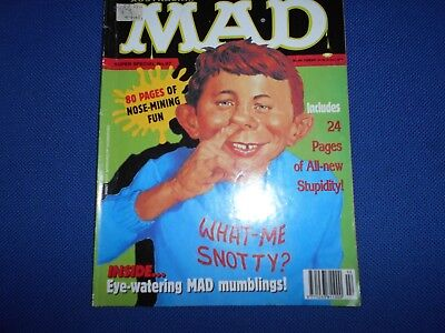 Mad Magazines- 3 Super Specials- no 61, 70, 97 in very good condition