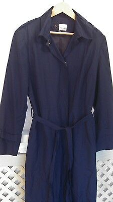 "Ladies Raincoat by ""The Coat"" size 14, Made in New Zealand"