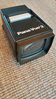 Pana-Vue  2 Slide Viewer 2X2 Screen by  View-Master