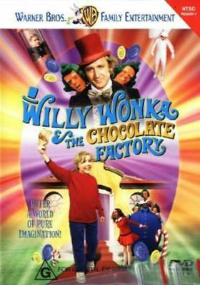 DVD - Willy Wonka & the Chocolate Factory [1971] (Preowned)