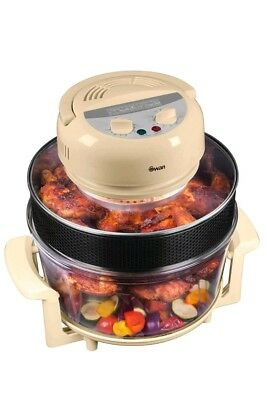 Swan SF31020CN Halogen Oven and Air Fryer 1300W UK seller