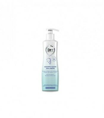 Be+ Pediatrics Champú Suave Sin Jabón 300 Ml