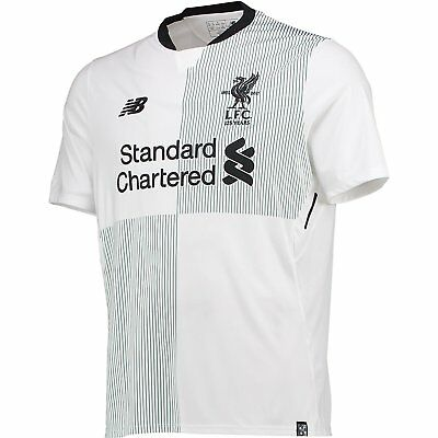 Liverpool FC Away Shirt 2017/18 Authentic Shirt from New Balance